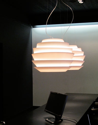 hanglamp le soleil foscarini / spot r111 up
