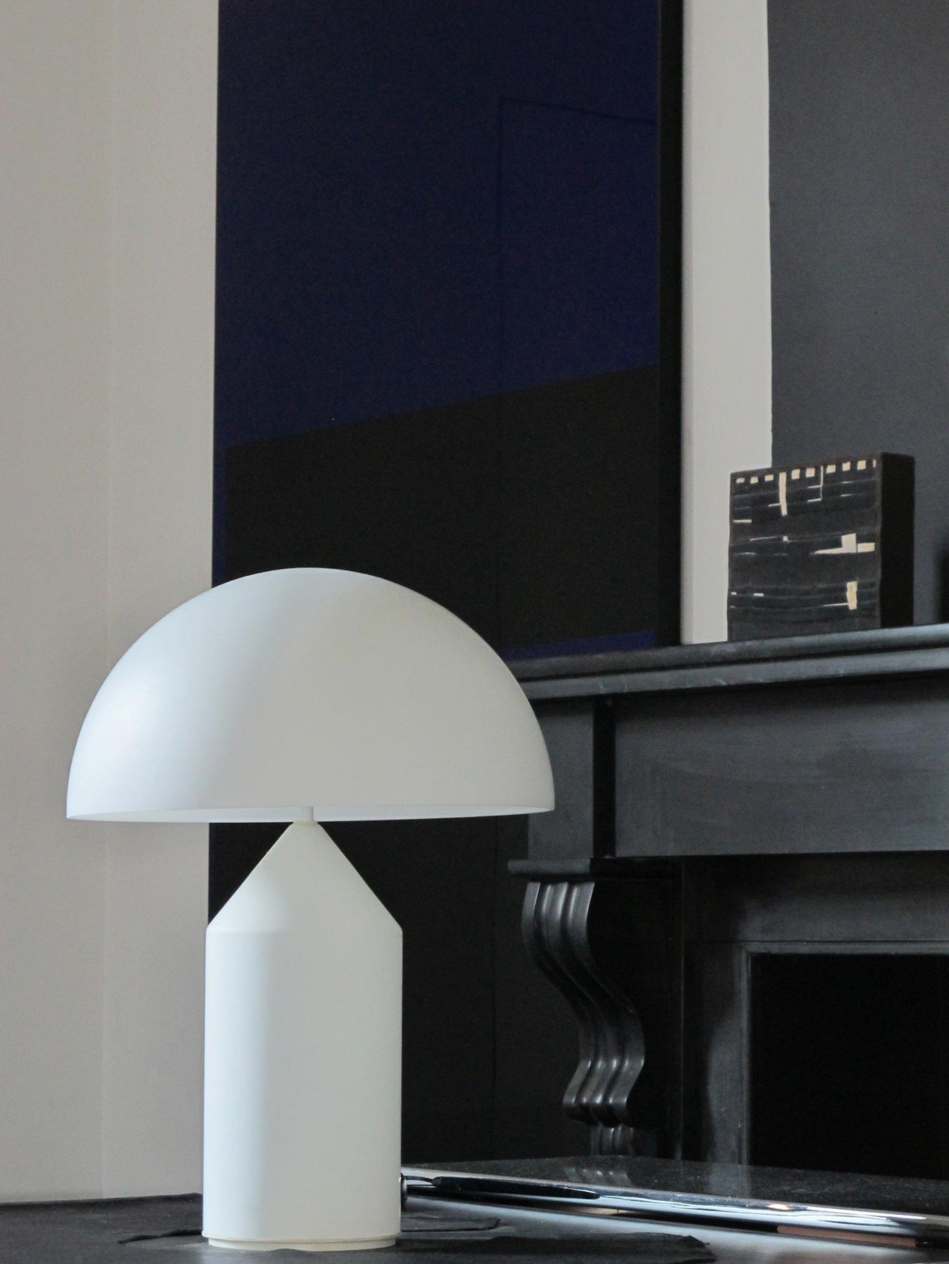 lamp atollo van Vico Magistretti